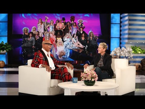 RuPaul Wants Judge Judy on 'Drag Race'