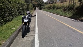 HONDA CB190R 2017 - Top Speed - Colombia