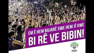 HDP Yerel Seçim Şarkısı-2 Biji biji HDP #ŞehirSenin