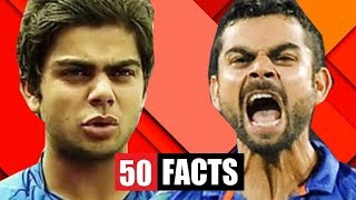50 Facts You Didn't Know About Virat Kohli