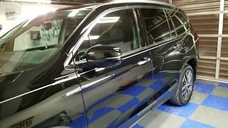 Honda Pilot gets Crystal Serum Ultra Ceramic Coating