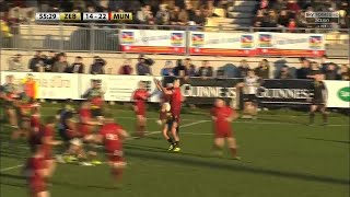 ZEBRE RUGBY CLUB vs MUNSTER RUGBY - Guarda gli Highlights