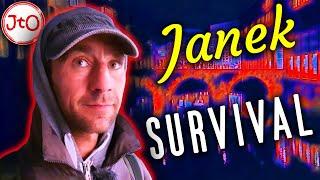 Janek – miejski SURVIVAL (Hamburg)