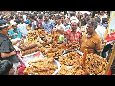 মতিঝিলের বাহারি ইফতার বাজার | নতুন নতুন আইটেম যোগে ক্রেতাদের বাড়তি আগ্রহ | Iftar Bazar