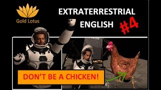 Extraterrestrial English VR #4 - Idioms