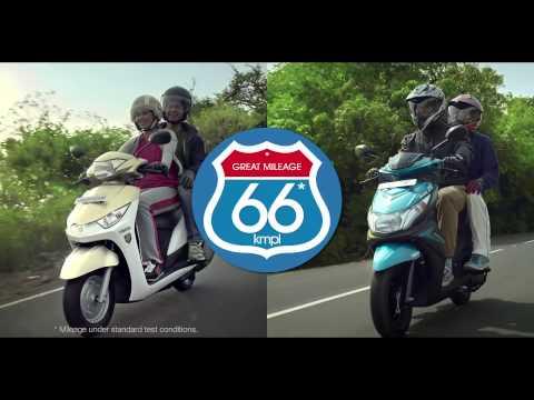 Yamaha Scooty TVC