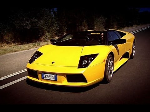 Bull Running And Lamborghini Roadster Driving | Top Gear