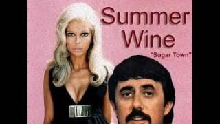 Nancy Sinatra  Lee Hazlewood - Summer Wine ((( HQ AUDIO )))