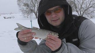 На малых реках зимняя ловля