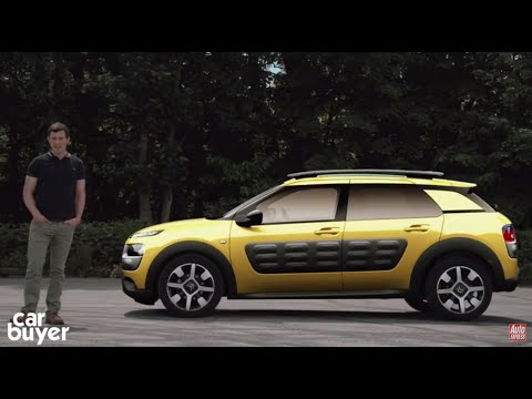 10 reasons why the Citroen C4 Cactus is Carbuyer Car of the Year (sponsored)