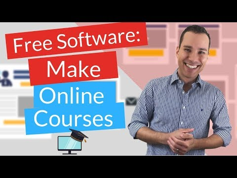 How To Create An Online Course For Free - Sell Your Online ...