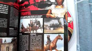 Распаковка Red Dead Redemption