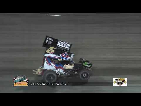 360 Knoxville Nationals Night #1 August 4, 2016