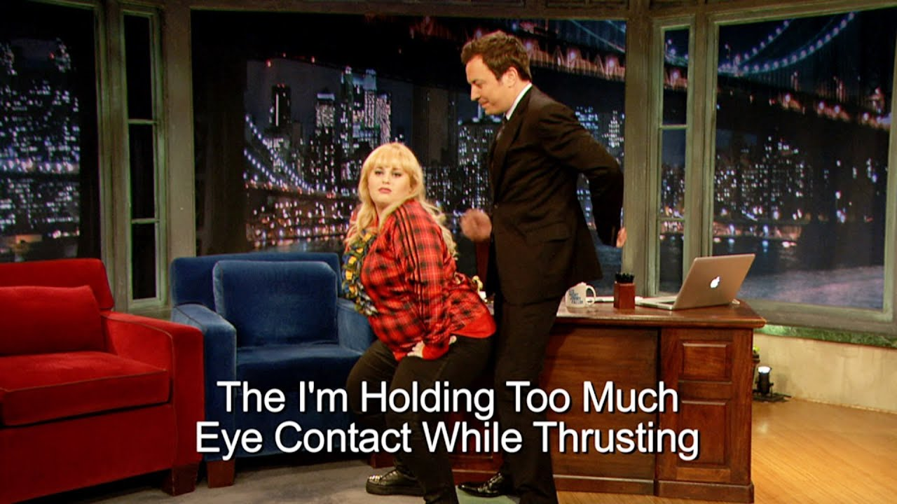 Improv Dance with Rebel Wilson (Late Night with Jimmy Fallon) thumbnail