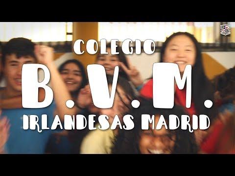 Video Youtube Irlandesas Madrid (BVM)