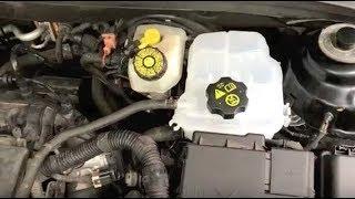 P0010 / P0011 - Camshaft Actuator Solenoid Chevy Cruze Malibu Impala
