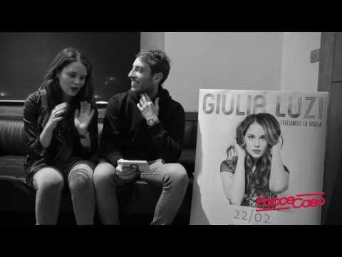 #FacceCaso incontra Giulia Luzi