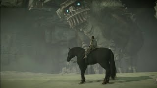 SHADOW OF THE COLOSSUS™ Gameplay FULL HD 01 Beginning