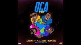 OGA (Remix) [feat. YCEE, Dremo & Blaqbonez] {OFFICIAL AUDIO}