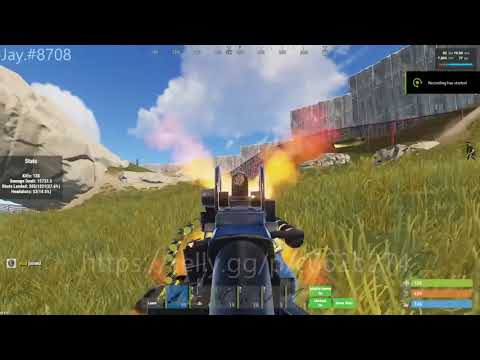Rust Recoil Script WORKING 2019 works with any mouse