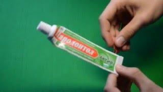 Смотреть онлайн Лайфхак для тюбика зубной пасты