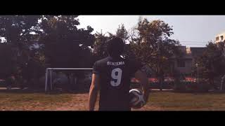 CINEMATIC FOOTBALL VIDEO TEST.