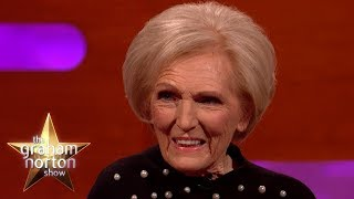 Mary Berry Was Once Arrested! | The Graham Norton Show
