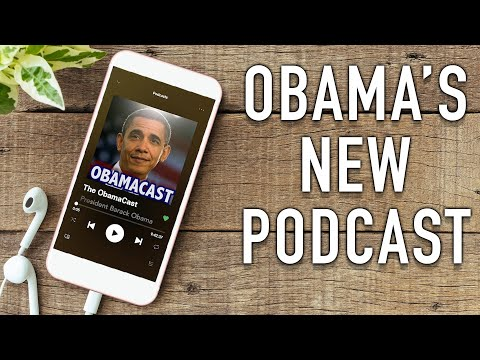 A Preview Of Obama's New Podcast