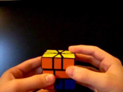 Come risolvere lo square-1 con pochi algoritmi 3/5