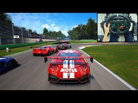 Gameplay de Assetto Corsa Competizione