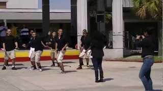Jonny's Promposal 2013- Flash Mob- Leto High School
