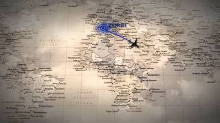 6 included animated maps after effects template after effects flight map animations sciox Images