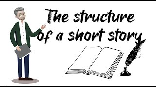 ESL - The Structure of a Short Story - (including plot diagram)