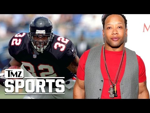 Ex-NFL Star Jamal Anderson Exposed His Penis at Gas Station ... Cops Say | TMZ Sports