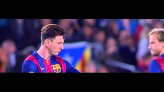 Lionel Messi Vs Bayern Munich (Home) 14 15 HD 1080p