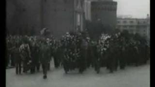 Похороны Маршала  Баграмяна И.Х.