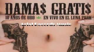 [Cumbia] Damas Gratis - 10 Años De Oro - CD Completo