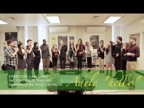 "Adele ""Hello""