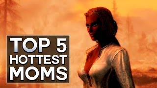 Skyrim - Top 5 Hottest Moms