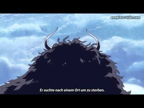 KAIDO, DIE BESTIE One Piece Episode 739 HD (ger sub)