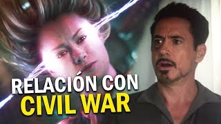 Explicación del trailer CAPITANA MARVEL y su relación con CIVIL WAR