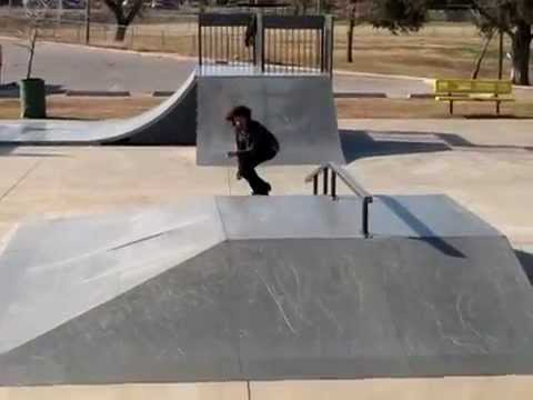 Midwest City Skatepark with Chris & Deryk