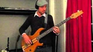 Duran Duran- Late Bar- Bass Cover