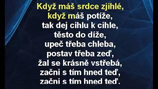 Zdeněk Svěrák, Jaroslav Uhlíř - Dělání, dělání (karaoke z www.karaoke-zabava.cz)