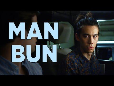 Should You Wear A Man Bun?