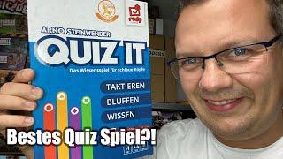 Quiz it! (rudy games) - Bestes Quiz Spiel mit App? - ab 12 Jahre