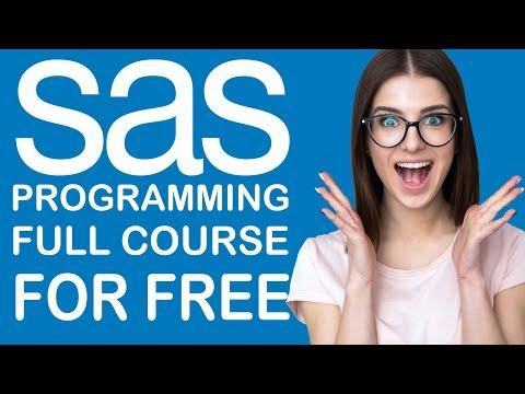 SAS Tutorials For Beginners  How To Learn SAS Programming SAS ...