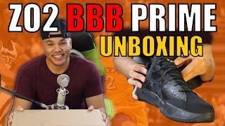 UNBOXING: ZO2 Prime Remix - BBB Big Baller Brand - $500 LONZO BALL SHOES! Review