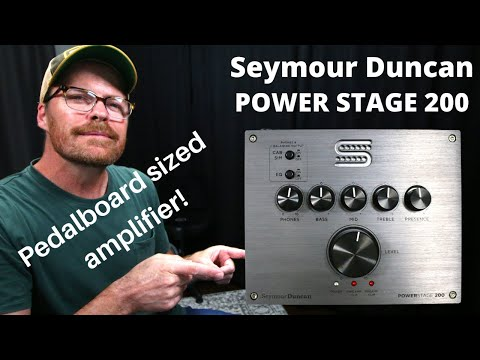 Shawn Tubbs' PowerStage 200 Pedalboard Guitar Amp Demo