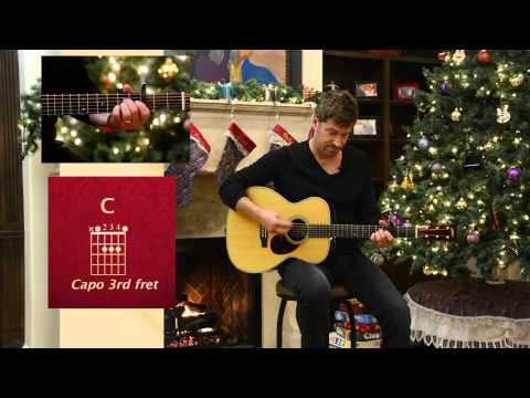 Your Name (Christmas Version) - Youtube Tutorial Video